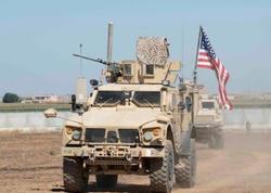 Suriyanın şimalında 100 maşından ibarət silah daşıyan ABŞ karvanı müşahidə edilib