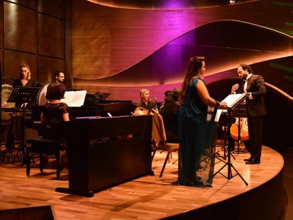 """Beynəlxalq Muğam Mərkəzində """"Solistlər ansamblı""""nın konserti keçirildi"""