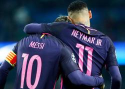"""""""Neymarın """"Barselona""""ya qayıtmasını istəməyən insanlar var"""" - <span class=""""color_red"""">Messi</span>"""