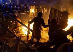 Kataloniyada dünən keçirilən aksiyalarda 182 nəfər xəsarət alıb