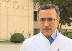 """Əli Kərimlinin hospitalda müayinəsi zamanı səhhətində problem olub? - RƏSMİ AÇIQLAMA - <span class=""""color_red"""">VİDEO</span>"""