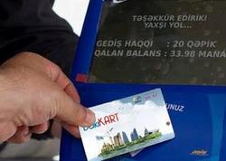 """Azərbaycanda nəqliyyatın ödənişində YENİLİK: <span class=""""color_red"""">İlk olaraq...</span>"""