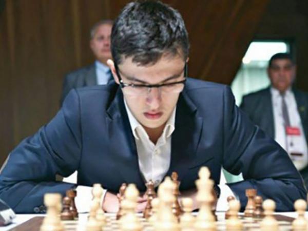 """""""FIDE Grand Swiss 2019"""": Şahmatçımız Nicat Abbasov 9-cu turu qələbə ilə başa vurdu"""