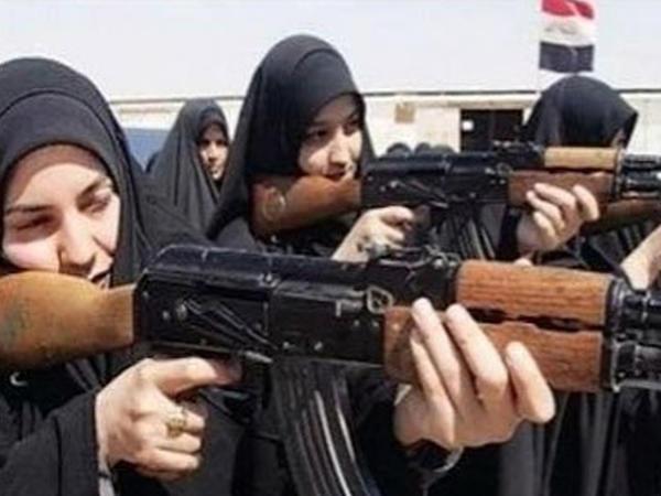 ABŞ İŞİD-çilərin arvadlarını düşərgələrdən çıxarır