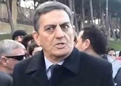 Əli Kərimli qanunsuz aksiya zamanı döyülməsi barədə yalan danışıb