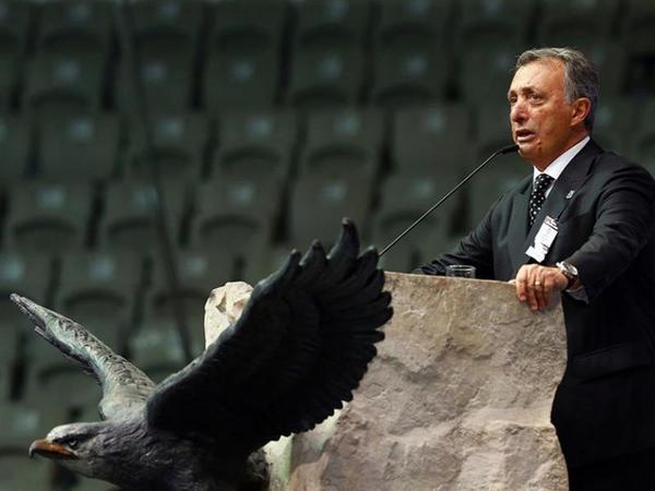 """""""Beşiktaş""""da yeni prezident"""