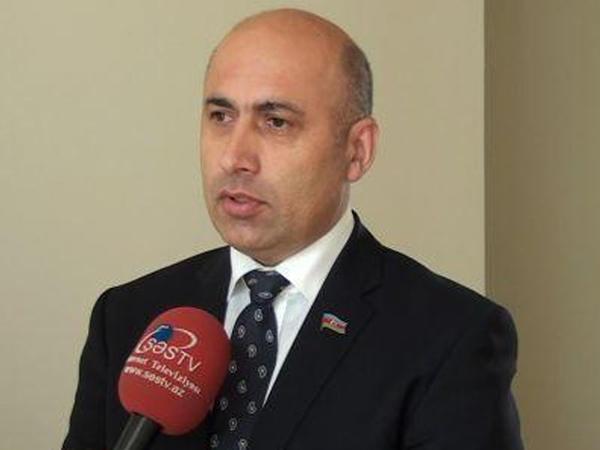 """""""Biz müstəqil, hüquqi dövlət qurmuşuq"""""""