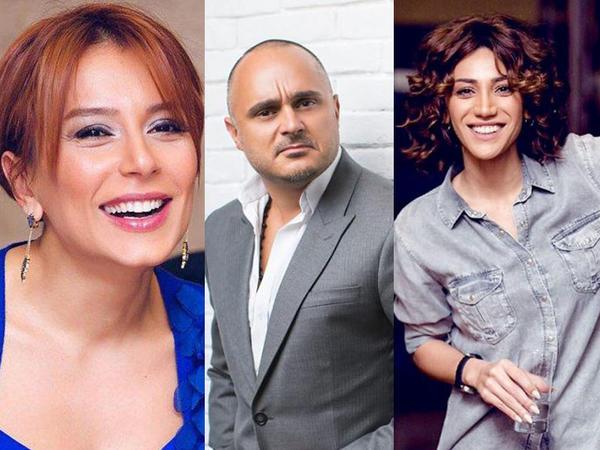 """Röya, Tünzalə, Mir Yusifə """"Xalq artisti"""" fəxri adı verilidi - SƏRƏNCAM"""
