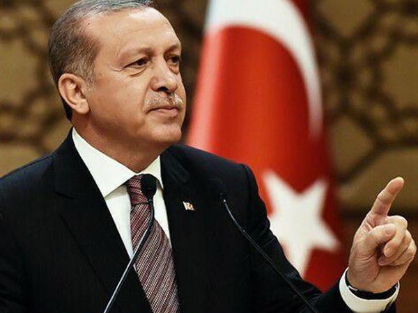 Ərdoğan: Türkiyənin digər ölkələrə qarşı ərazi iddiaları yoxdur
