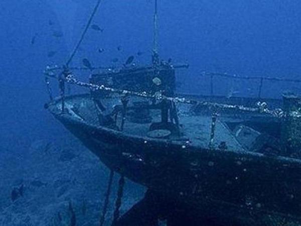 Orta əsrlərə aid gəmi tapıldı