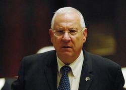 İsrail prezidenti Nazirlər kabinetinin qurulmasını Beni Ganza həvalə etmək qərarına gəlib