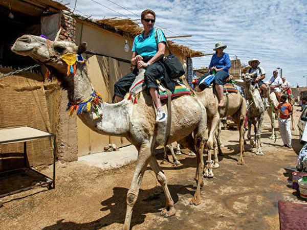 Misirdə turizm xərcləri 12,6 milyard dollara çatıb
