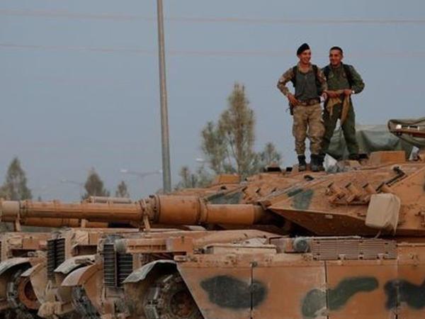 Türkiyə Suriyadakı hərbi əməliyyatları dayandırdı