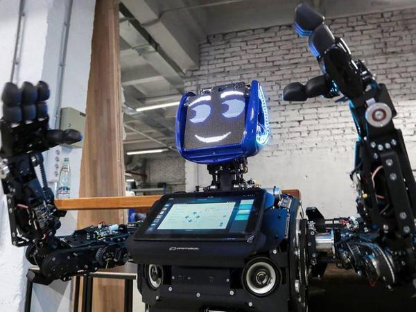 2030-cu ildən Rusiyada robot polislər xidmətə başlaya bilər