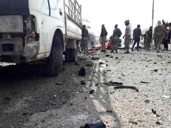 "Suriyada terrorçular hücuma keçdi - <span class=""color_red""> 3 ölü, 10 yaralı</span>"