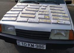Gürcüstandan gələn 4 avtomobildə qanunsuz yolla keçirilən əşyalar aşkarlanıb - FOTO