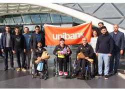 """""""Unibank""""ın dəstək olduğu Milli Paralimpiya komandası Tokio-2020-də iştirak edəcək"""