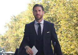 Ramos 1 milyon avro cərimələndi