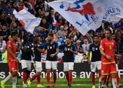 UEFA Fransanı cəzalandırdı