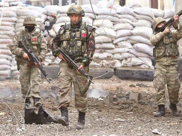 Türkiyə SQ PKK terror təşkilatına qarşı əməliyyat keçirib