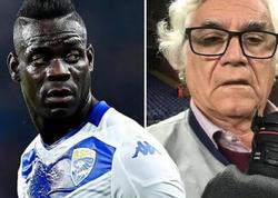 Balotelli hirsini jurnalistin fotoaparatından çıxdı