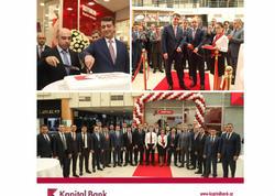 Kapital Bank fərqli konsepsiyalı Ticarət filialını təqdim etdi