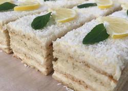 """Limonlu tort reseptinin hazırlanması - Usta öz sirlərini açır - <span class=""""color_red"""">VİDEO</span>"""