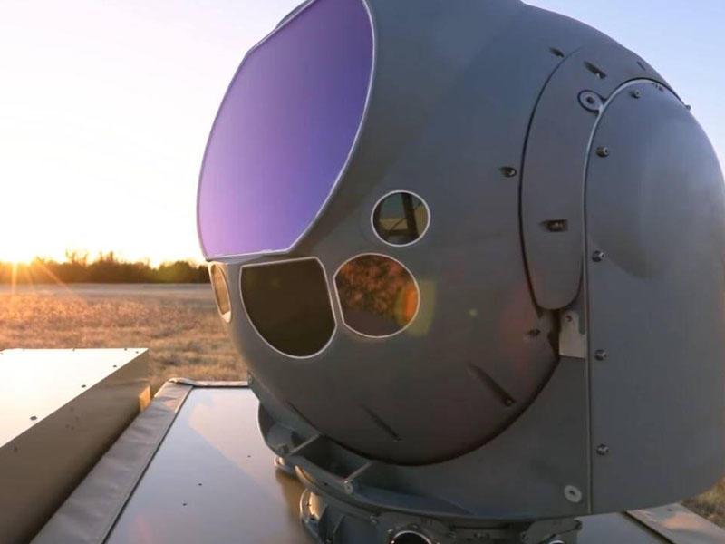 ABŞ hərbçiləri dronları vuran lazer silahı ilə təmin edilib - VİDEO