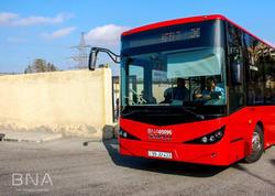 Yeni alınan avtobusları idarə etmək üçün sürücü axtarılır