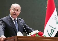 İraq prezidenti növbədənkənar seçkilərə razılıq verdi