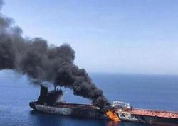 """Rusiyada tanker partladı - <span class=""""color_red"""">Ölənlər var</span>"""