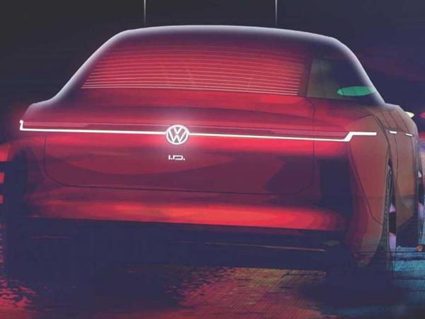 VW gözlənilmədən yeni konsept təqdim etməyə hazırlaşır - FOTO