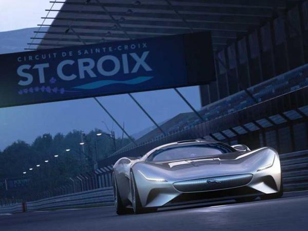 Jaguar ilk virtual sportkarını təqdim edib - FOTO
