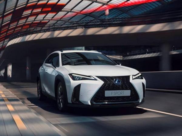 Lexus yeni elektrik krossoverini hazırlayır