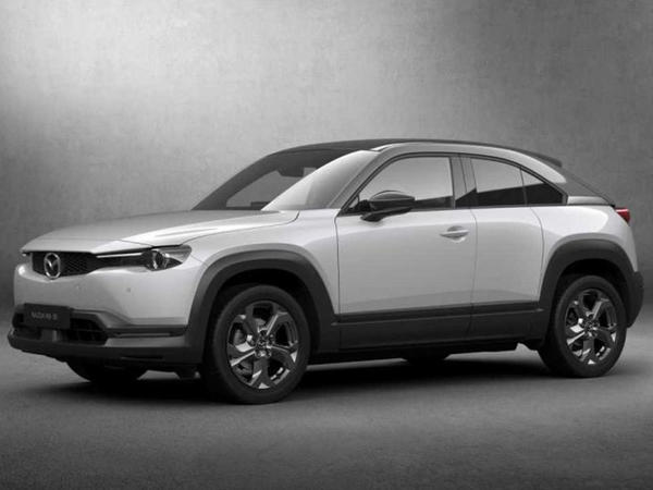 Tanış olun: Mazda MX-30 - FOTO