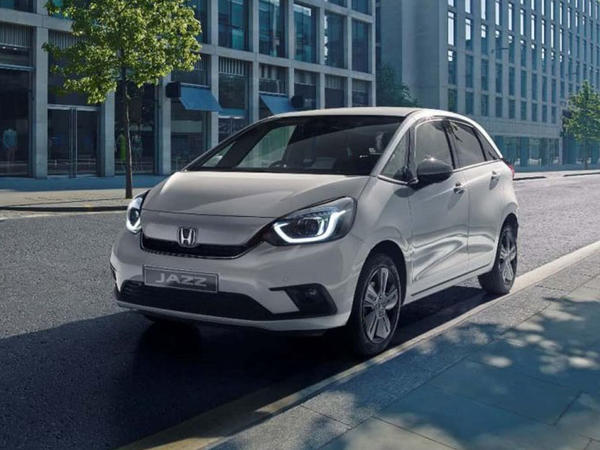 Bu da Honda Jazz və Jazz Crossport - FOTO