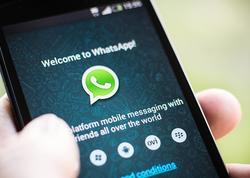 """Artıq """"WhatsApp"""" mesajlarınıza görə arxayın ola biləcəksiniz"""