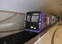 "Metroda problem - <span class=""color_red"">Qatarlar gecikdi</span>"