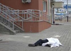 Azərbaycanlı Rusiyada faciəvi şəkildə öldü