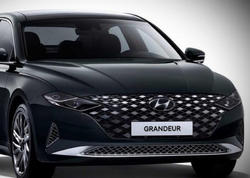 Hyundai Grandeur yeni sedanının dizaynı tizerdə nümayiş etdirildi