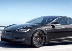 Tesla, Porsche Taycan ilə rəqabət aparmaq üçün Model S elektrokarını daha güclü etdi – VİDEO
