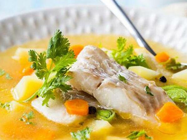 Balıq şorbası necə bişirilir? - RESEPT