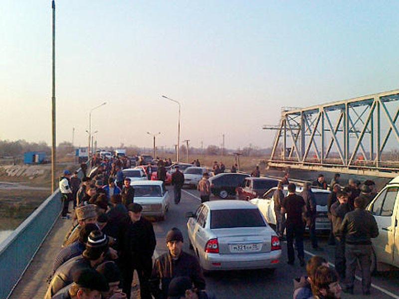 Rostov-Bakı mikroavtobusu qəzaya uğradı: 9 yaralı va