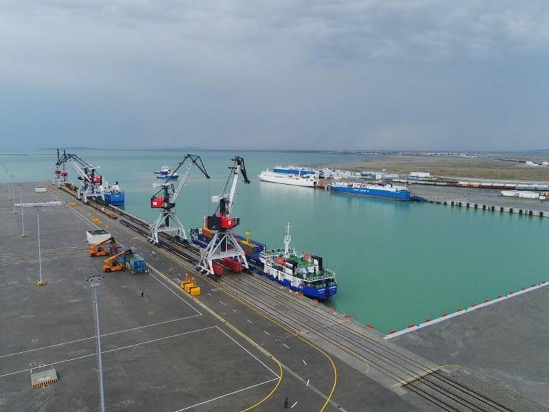 Azərbaycan dəniz limanları xidmətlərinin səmərəliliyi üzrə MDB ölkələri arasında liderdir