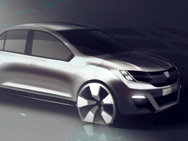 Renault yeni yığcam sedan hazırlayır