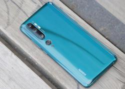 Mi Note 10 smartfonu təqdim olundu