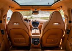 Aston Martin yeni DBX krossoverinin salonunu göstərdi