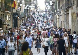 İspaniya doqquz ayda 67 milyondan çox turist qəbul edib