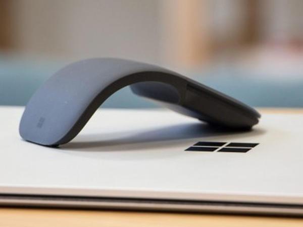"""""""Microsoft"""" elastik """"maus"""" və qeyri-adi klaviatura təqdim edib"""