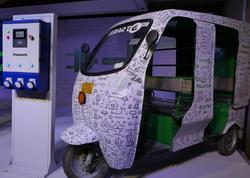 Panasonic özünü idarə edən avtomobil üçün paylaşma sistemi hazırlayır